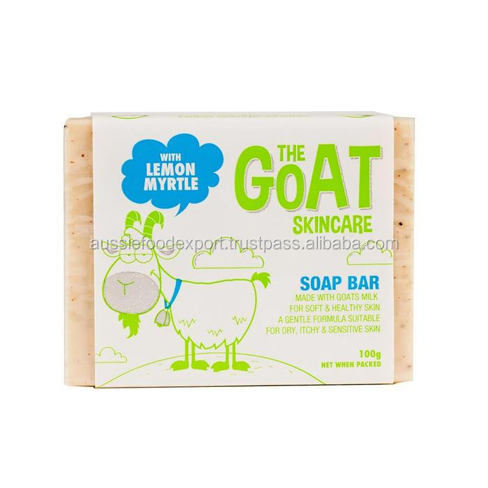 The Goat Soap - Lemon Myrtle Made in Australia