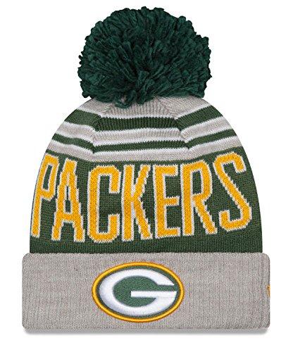 Green Bay Packers Winter Blaze Knit Cap by New Era