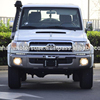 2017 Model Land Cruiser 79 Double Cab Pickup 4WD V8 4.5L Diesel