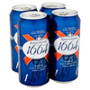 KRONENBOURG BEER KRONENBOURG 1664 BLANC 330ML BOTTLES / FRENCH BEER