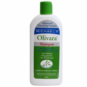 Professional Natural Olive Oil Shampoo