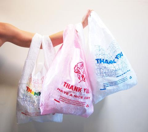 Biodegradable high quality colorful plastic bag for cloth packaging, food storing