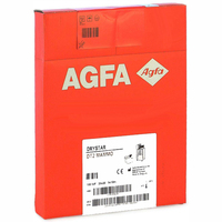 Agfa DT2 Mammo 28x35 / 100 sh X Ray Film Thermographic for Dry Printing