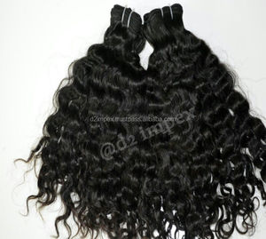 Virgin malaysian kinky curly hair