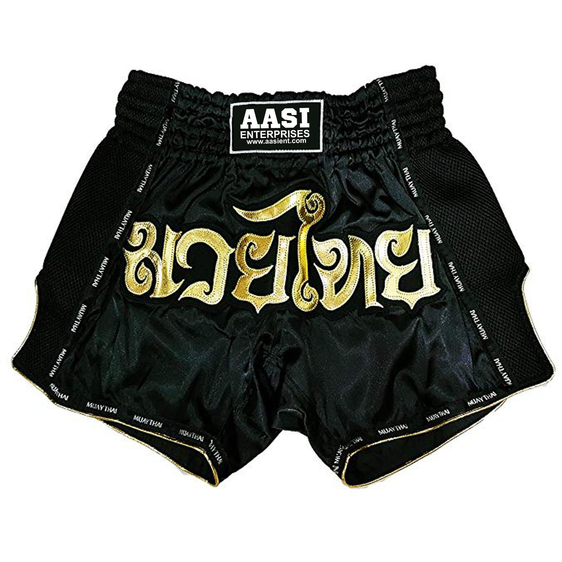 Calzoncillos muay thai boxeo calzoncillos cortos, boxeo
