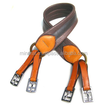 Polo Saddle Girth Horse polo Saddle Girth Leather Girth
