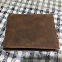 Regency Vintage Leather Wallets Men.