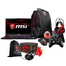 "Não 1 GT80 TITAN Gaming Laptop MSI SLI 18.4 ""Notebook Gamer (Intel Core i7-6820HK, 128 GB SSD + 2 TB, GTX 970 M) 32 GB RAM, 2"