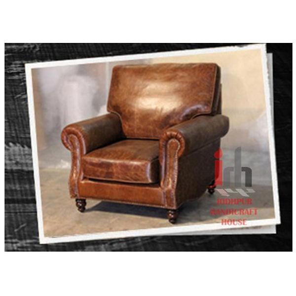 Single Seat Leather Sofa, Single Seat Leather Sofa Suppliers And  Manufacturers At Alibaba.com