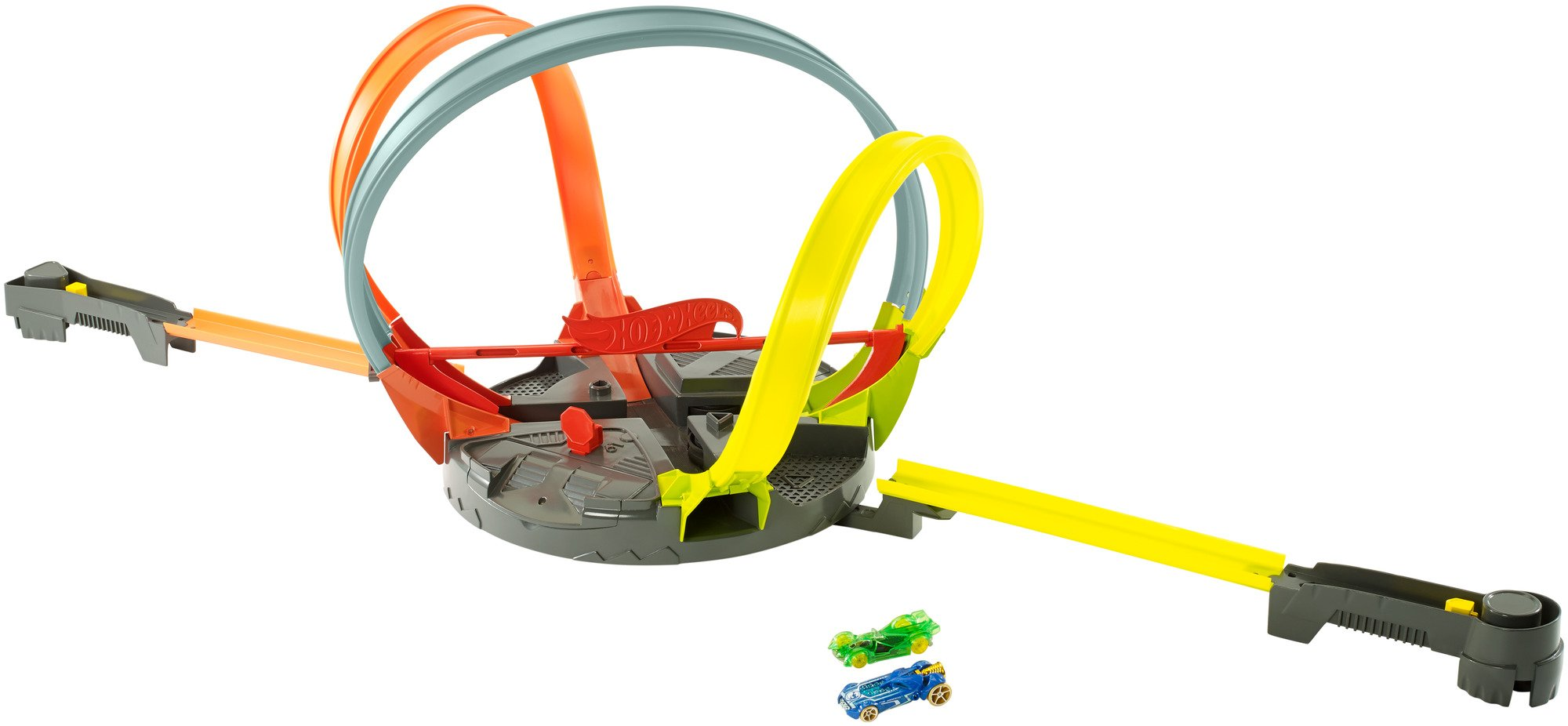 Hot Wheels Roto Revolution Track Playset
