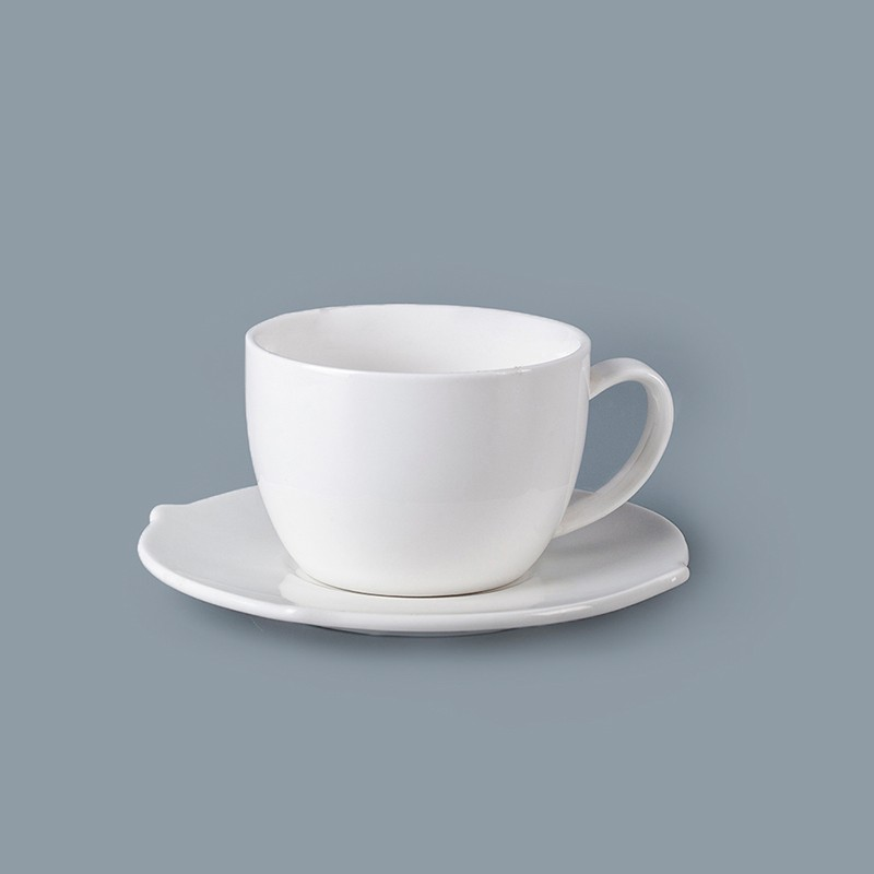 product-Best Hotel Supplies 200ml Coffee Cup Ceramic Cup And Saucer, Restaurant Hotel Supplies Coffe