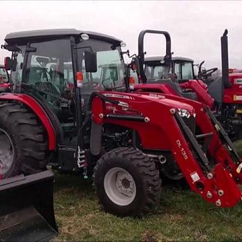 Fairly Used 85HP Massey Ferguson MF 385 farming tractor