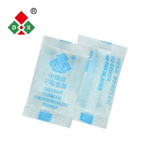 0.5g FDA approval high quality dehumidifier silica gel desiccant