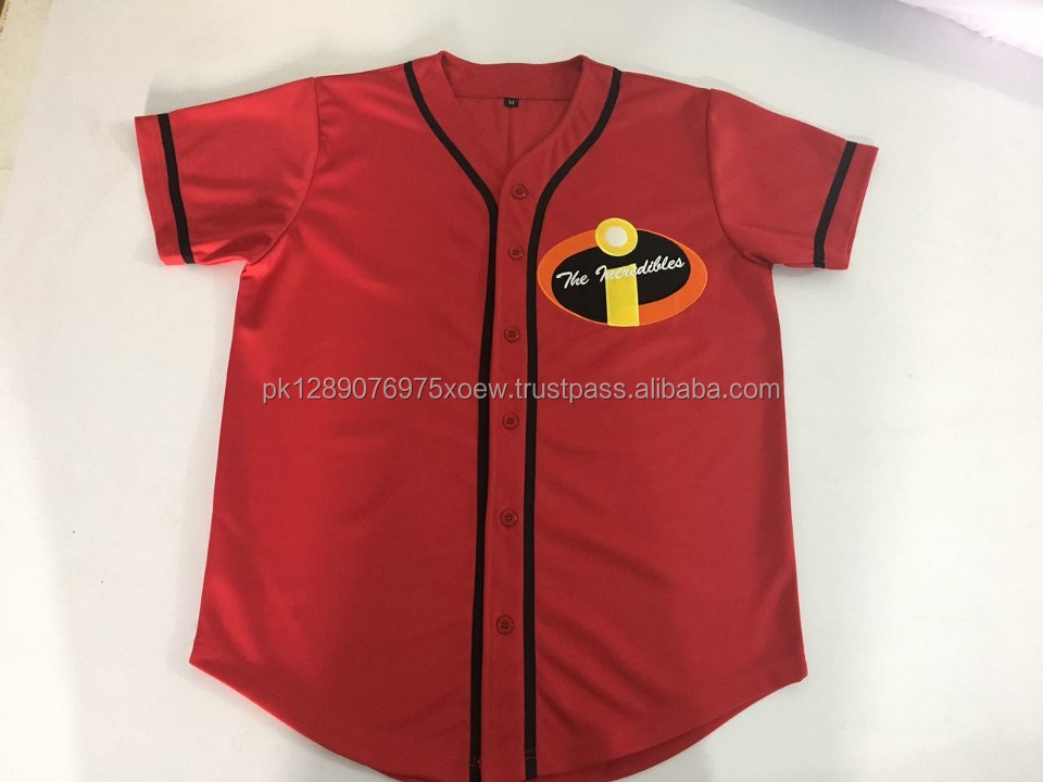 2017 Hot summer sublimation lining baseball jersey, mesh varsity style baseball shirts, sublimation super style baseball jersey