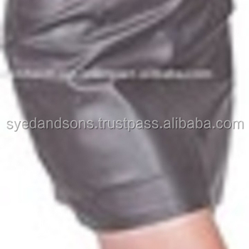 Ladies Leather Skirts 1020