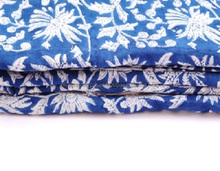 Cotton Block Print Fabric indian Handmade Block Print 100% Cotton Dress Material