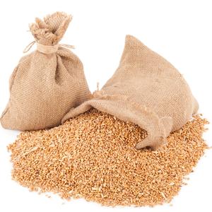High quality whole gluten wheat