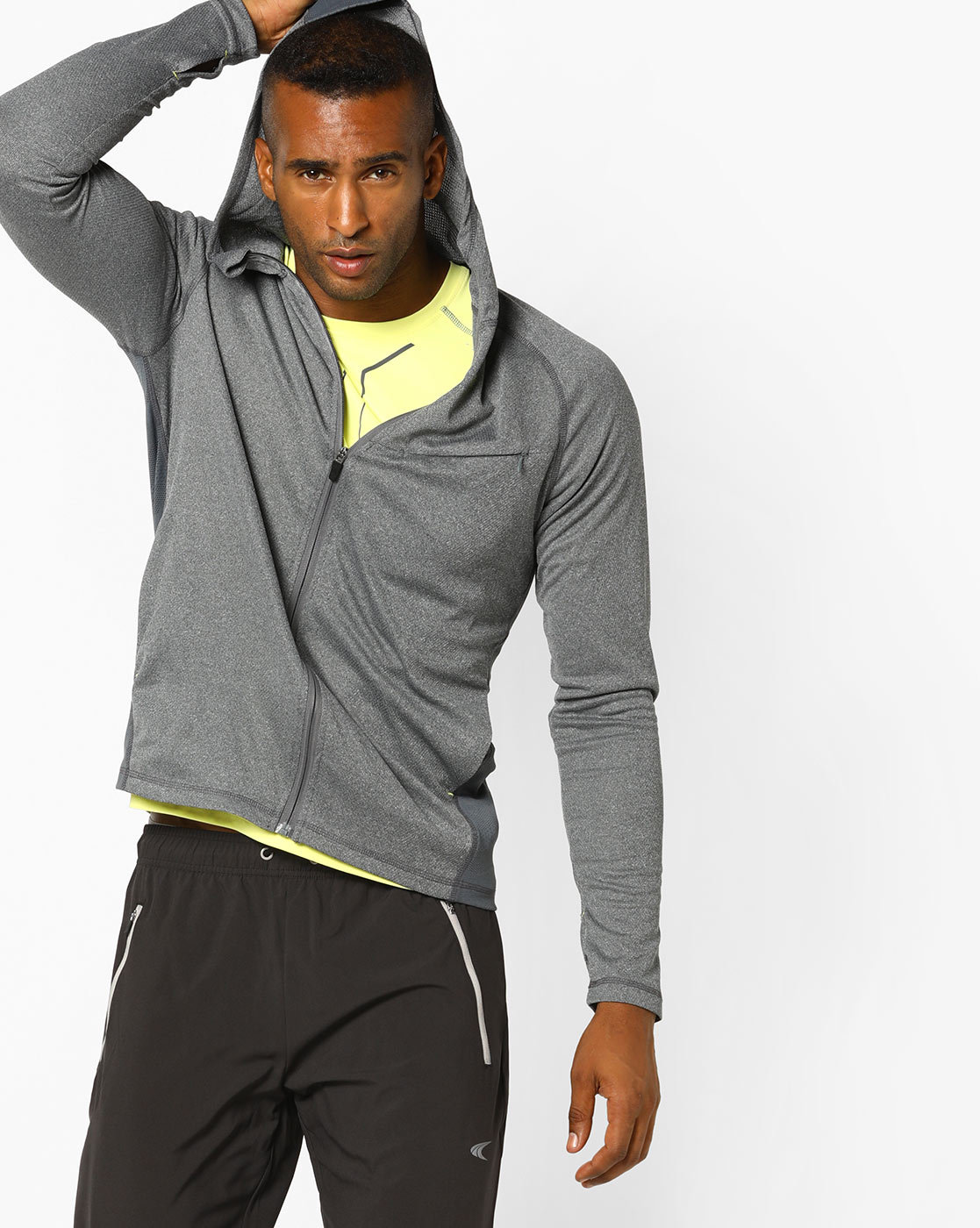 f580dab2cc Men's Activewear Jacket Ss18 - Buy Good Quality Custom Hoodie,Long Sleeve  Kangaroo Polar Fleece Hoodie,Cheap Plain Hoodies Product on Alibaba.com