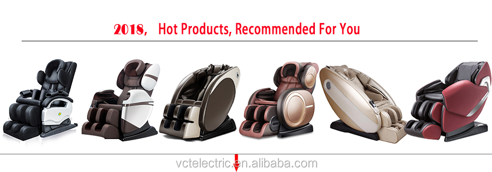 Hot 3D zero gravity electric massage chair multi-function luxury full body massage chair