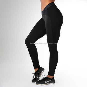 Compression pants with knee pads