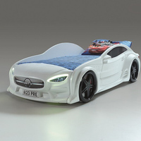 Mercedes Race Car Bed - Fantastic Furniture - Children CAR BED