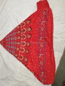 Prezzo Rayon Aladin cotone Pantaloni All'ingrosso Indiano Harem R5cALj34q