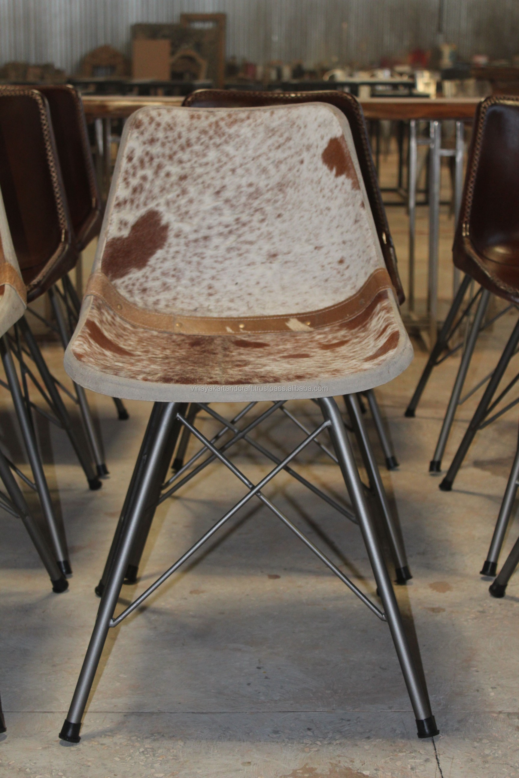 sillas de comedor pelo