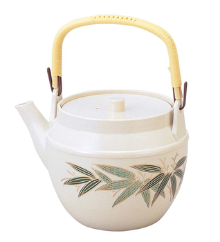 Heat Resistant Plastic Dobin Teapot Made in Japan