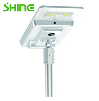 customized solar led street light solar led street 30w 40w 50w 60w 80w 5 years 170lm/w all in one