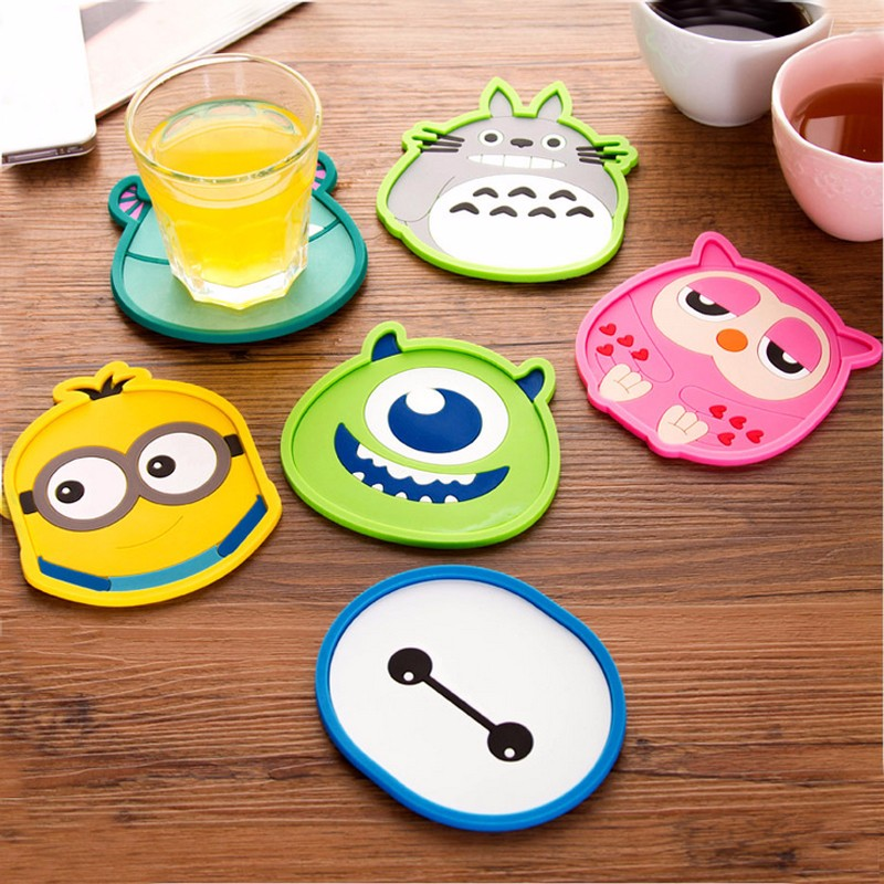 Silicone Coffee Place mat(1)