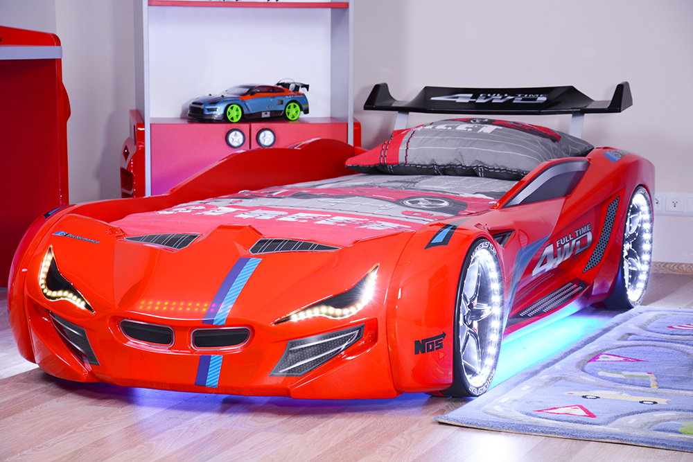 Mnv1 Race Car Bed Children Beds Supercarbeds Buy Car