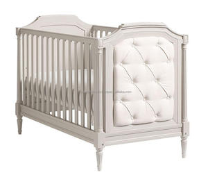 Baby Furniture, Baby Cots Solid Wood European Italian Style Baby Bedroom Furniture