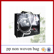 Vietnam made PP non woven tote bag lamination shopping bag