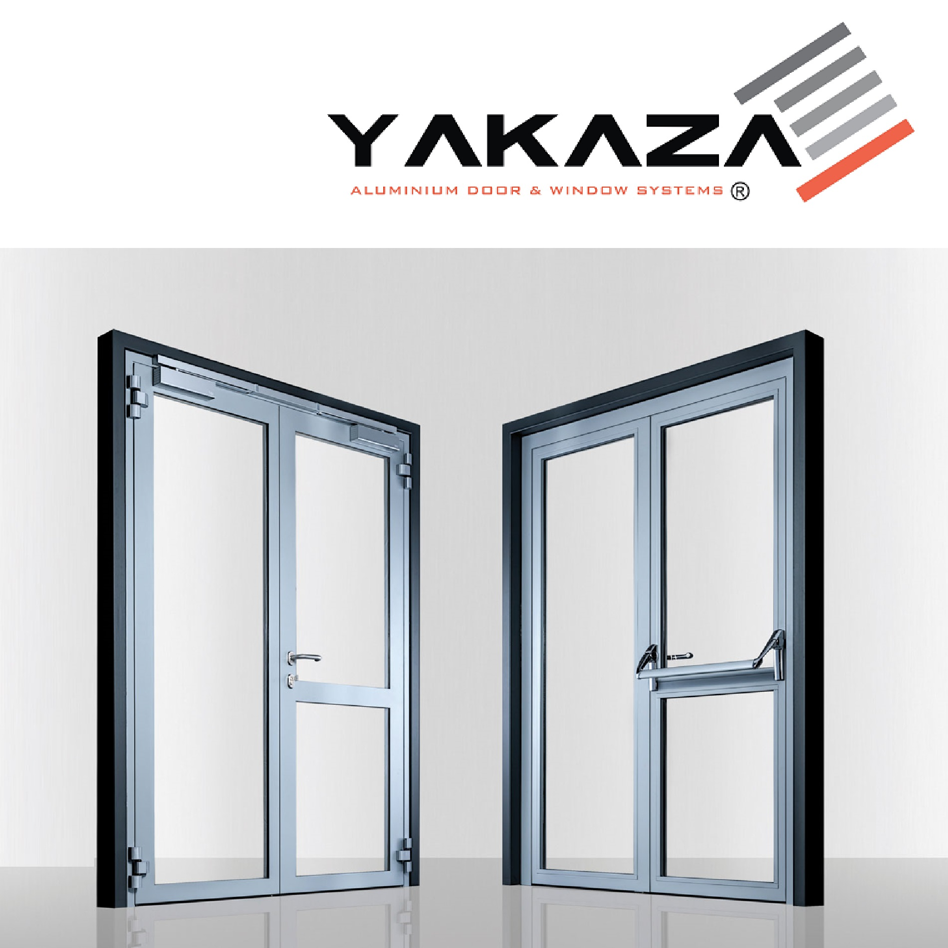 FIRE RESISTANT ALUMINIUM DOOR & WINDOW SYSTEMS