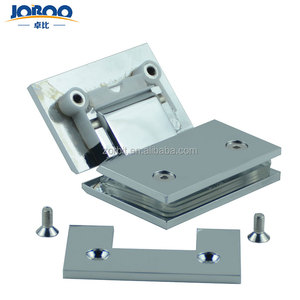 Best quality customized design brass 135 degree glass clamp hinge french door hinges