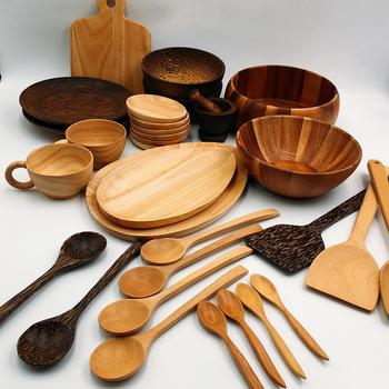 Wooden Kitchen Utensils For Sale