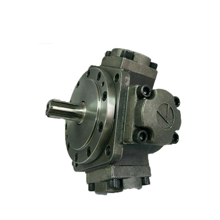 Replace Kawasaki, Calzoni, Bignozzi, Intermot Iam and Nhm Low Speed High Torque EM8-600B Radial Piston Hydraulic Motor
