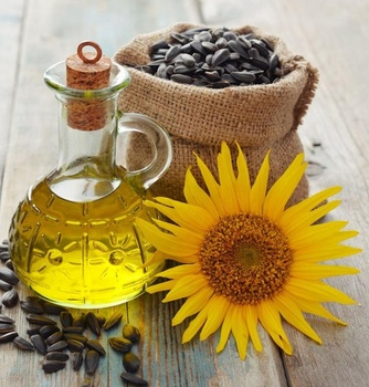 Crude Sunflower oil (Ukraine, Russia, Turkey Origin)