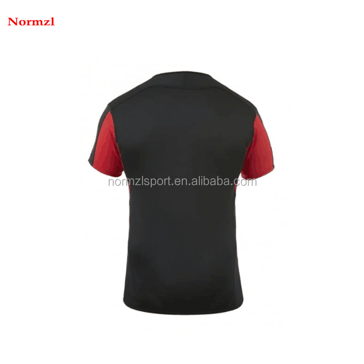 Good breathable best quality wholesale  rugby jersey customized rugby t shirt