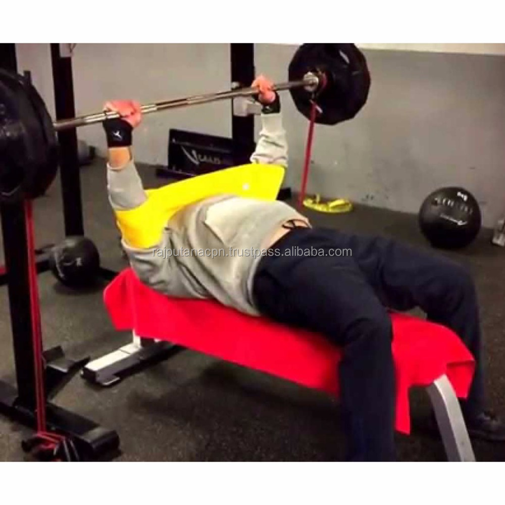 advanced resistance training techniques with slingshot bench press RC-2