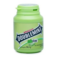 Doublemint Chewing Gum Peppermint 56g / Wrigley Chewing Gum / Wholesale Chewing Gum
