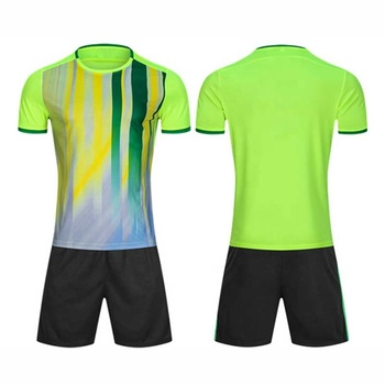 fe44dbdd030 Professional custom blank Men   kids Boys Soccer Jerseys Set Uniforms  Sports wear Kit Breathable Football