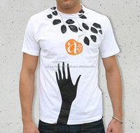 Men Splashed paint ink T shirts
