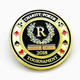 Charity poker tournament challenge coin custom gold metal stamping coins manufacturer