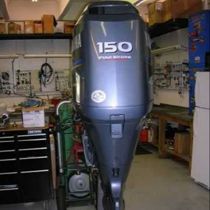 used outboard motor / used 4 stroke outboard motors