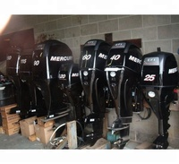 New/Used Mercury Engine 100hp/125hp/130hp/150hp/200hp/225hp/250hp/300hp/350hp outboard motor 4 stroke