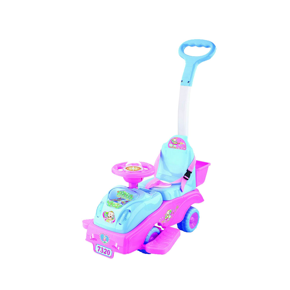 Kids Girls Outdoor Riding Push Toy Toys Car Big Wheel Walker Baby Toddler