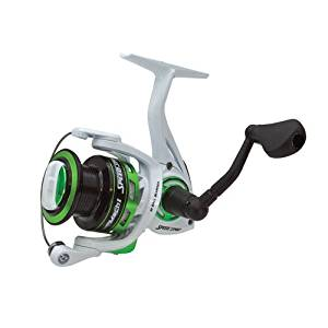 "Lew's Fishing MH300 Lews Fishing, Mach 1 Speed Spin Series Reel, 32"" Ipt, 6.2: 1 Gear Ratio, 9+1 Bearings"