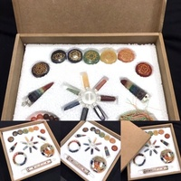 Metaphysical Chakra Healing kits