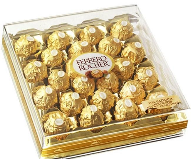Ferrero Rocher T16 Chocolate, Ferrero Rocher T16 Chocolate ...